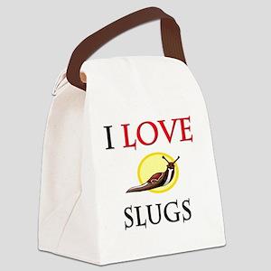 SLUGS10966 Canvas Lunch Bag