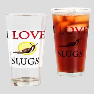 SLUGS10966 Drinking Glass