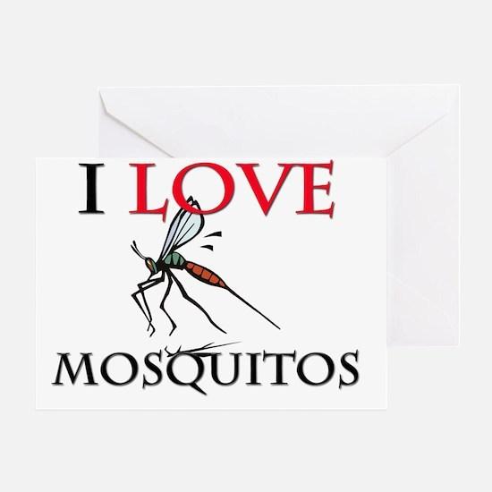 MOSQUITOS142167 Greeting Card