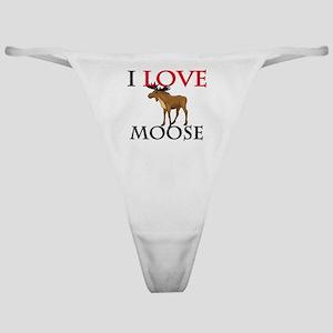 MOOSE6168 Classic Thong
