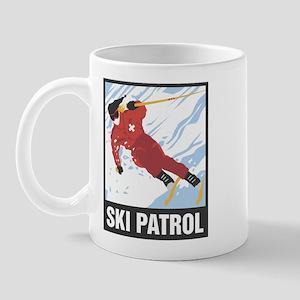 Ski Patrol Mug