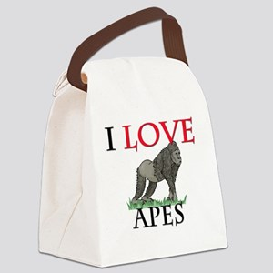 APES13919 Canvas Lunch Bag
