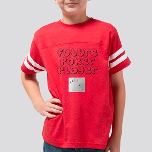 FuturePoker Youth Football Shirt