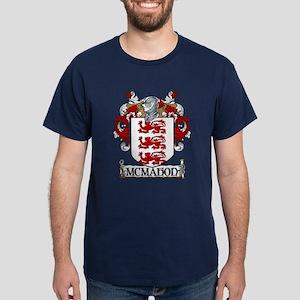 McMahon Coat of Arms Dark T-Shirt