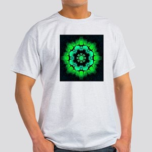 Emerald Glass Sigil Light T-Shirt