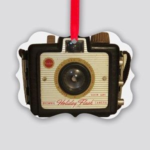 Brownie camera Picture Ornament