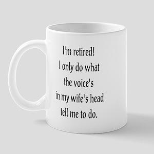 Retirement Ramblings Mug