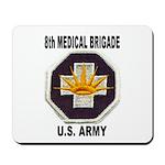 8TH MEDICAL BRIGADE Mousepad