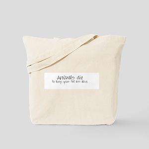 Animals die Tote Bag