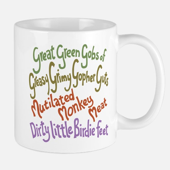 Great Green Gobs Mug