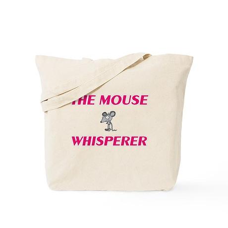 The Mouse Whisperer Tote Bag