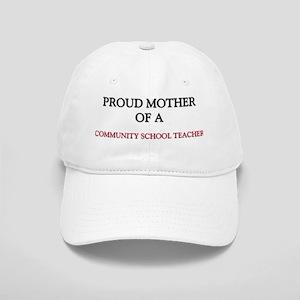 COMMUNITY-SCHOOL-TEA67 Cap