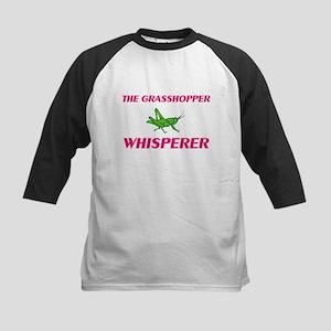 The Grasshopper Whisperer Baseball Jersey