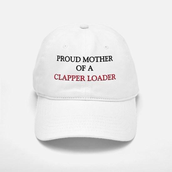 CLAPPER-LOADER11 Baseball Baseball Cap