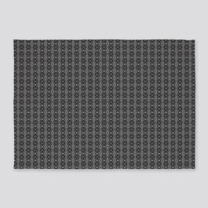 Meshed (Grey) 5'x7'Area Rug