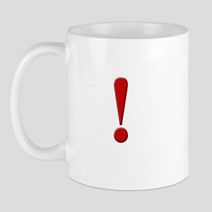 Exclamation Point Mug