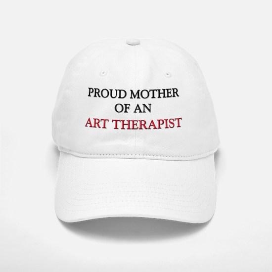 ART-THERAPIST107 Baseball Baseball Cap