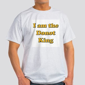 Donot King Ash Grey T-Shirt