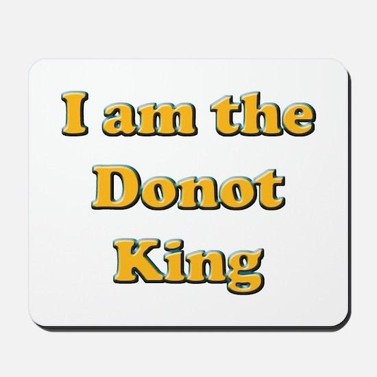 Donot King Mousepad
