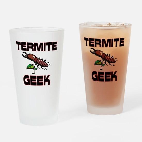 TERMITE2139 Drinking Glass