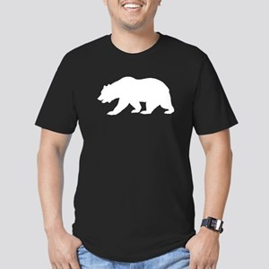 White California Bear T-Shirt