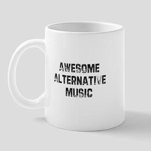 Awesome Alternative Music Mug