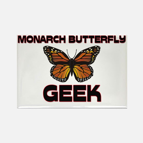 MONARCH-BUTTERFLY8510 Rectangle Magnet