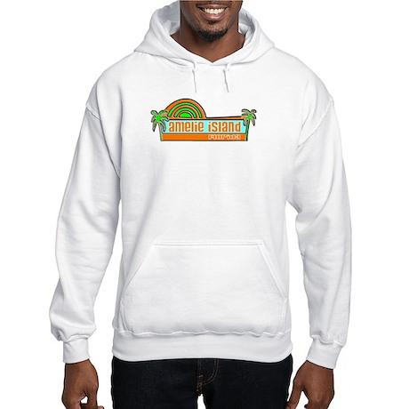 Amelie Island, Florida Hooded Sweatshirt