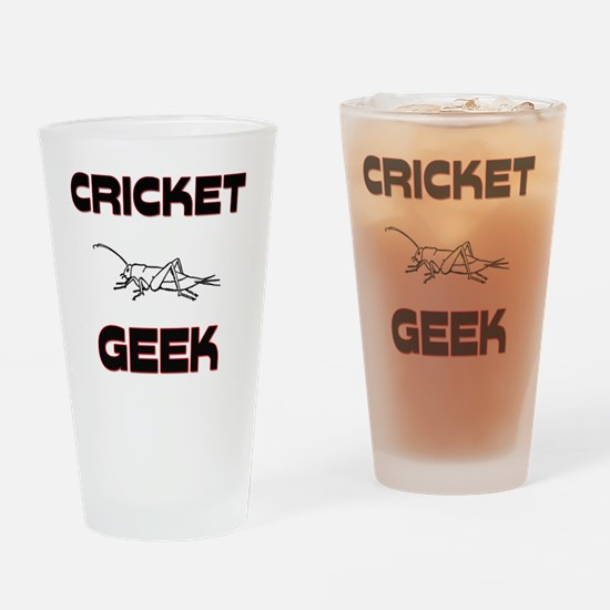CRICKET131146 Drinking Glass