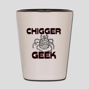 CHIGGER64174 Shot Glass