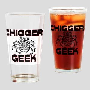 CHIGGER64174 Drinking Glass