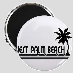 West Palm Beach, Florida Magnet