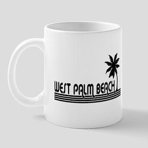 West Palm Beach, Florida Mug