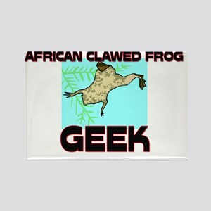 AFRICAN-CLAWED-FROG61260 Rectangle Magnet