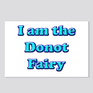 Donot Fairy Postcards (Package of 8)