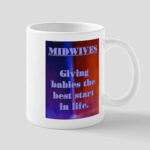 Midwives - best start for babies Mug