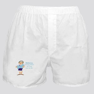Midwife gift Boxer Shorts