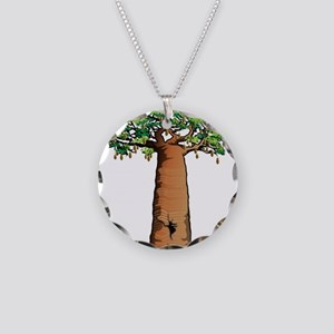 Baobab Tree Necklace