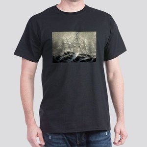 A squall off Cape Horn - 1890 T-Shirt
