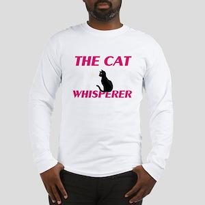 The Cat Whisperer Long Sleeve T-Shirt