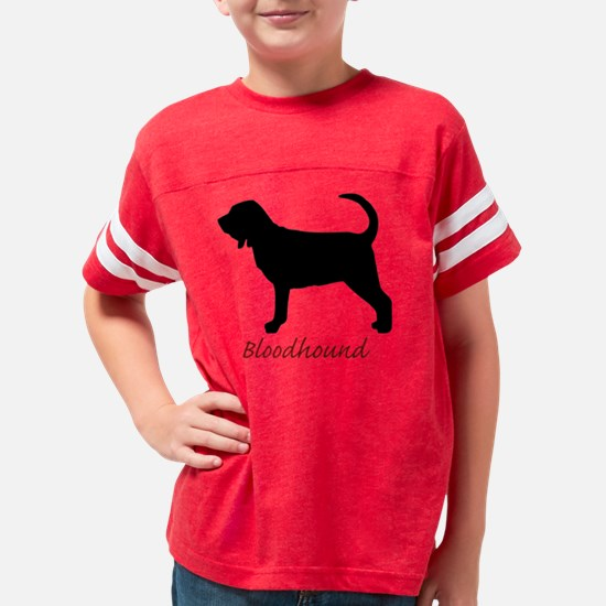 Bloodhound Youth Football Shirt