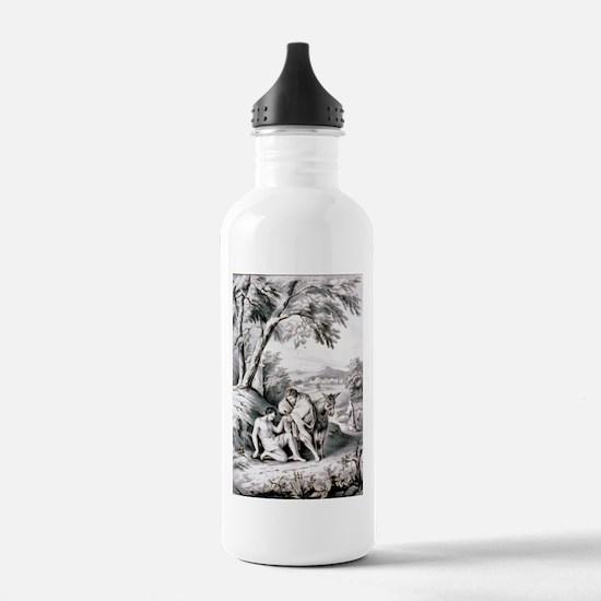 The good samaritan - 1849 Water Bottle