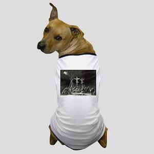 The Crucifixion - 1849 Dog T-Shirt