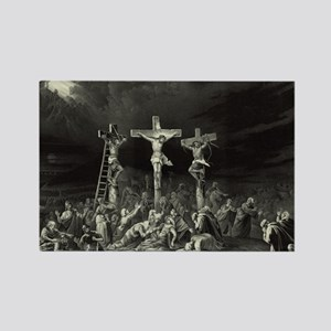 The Crucifixion - 1849 Magnets