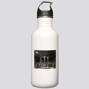 The Crucifixion - 1849 Water Bottle