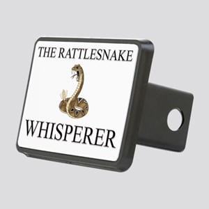 RATTLESNAKE120106 Rectangular Hitch Cover