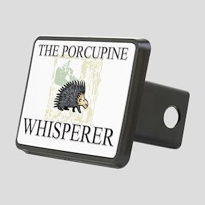 PORCUPINE126123 Rectangular Hitch Cover
