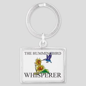 HUMMINGBIRD136228 Landscape Keychain
