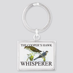 COOPERS-HAWK52320 Landscape Keychain