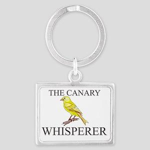 CANARY51349 Landscape Keychain